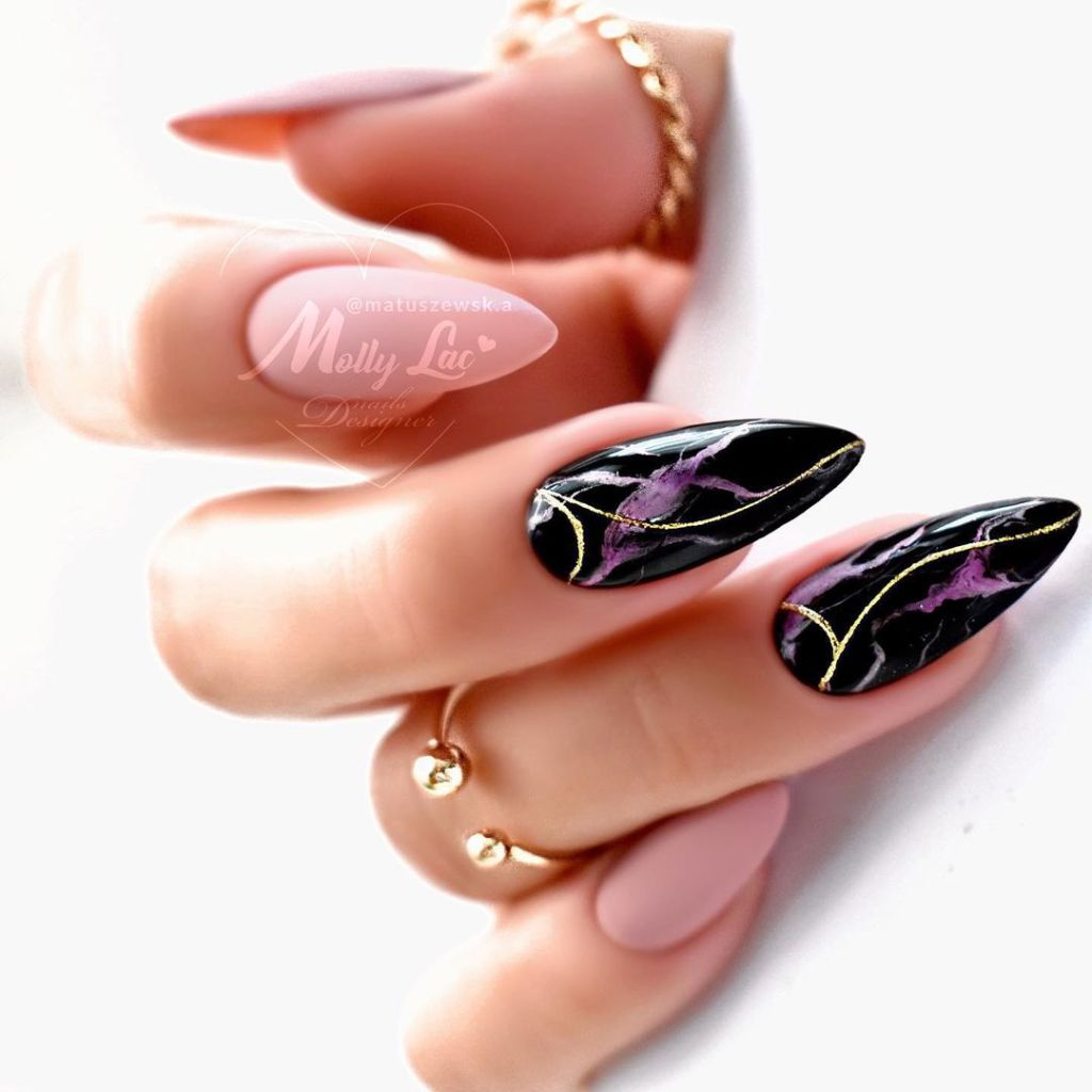 30+ Pink Nail Ideas To Wear All Year Round