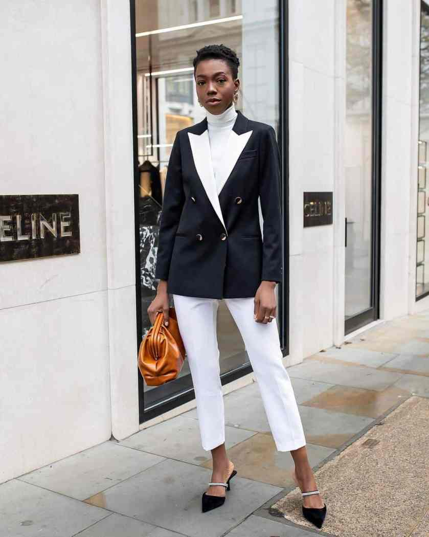 Love Black And White Outfits? Learn How To Wear Them More Stylishly
