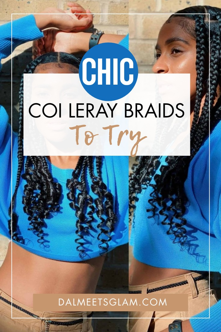 Coi Leray Braids: Tutorials & Inspiring Braid Styles To Try