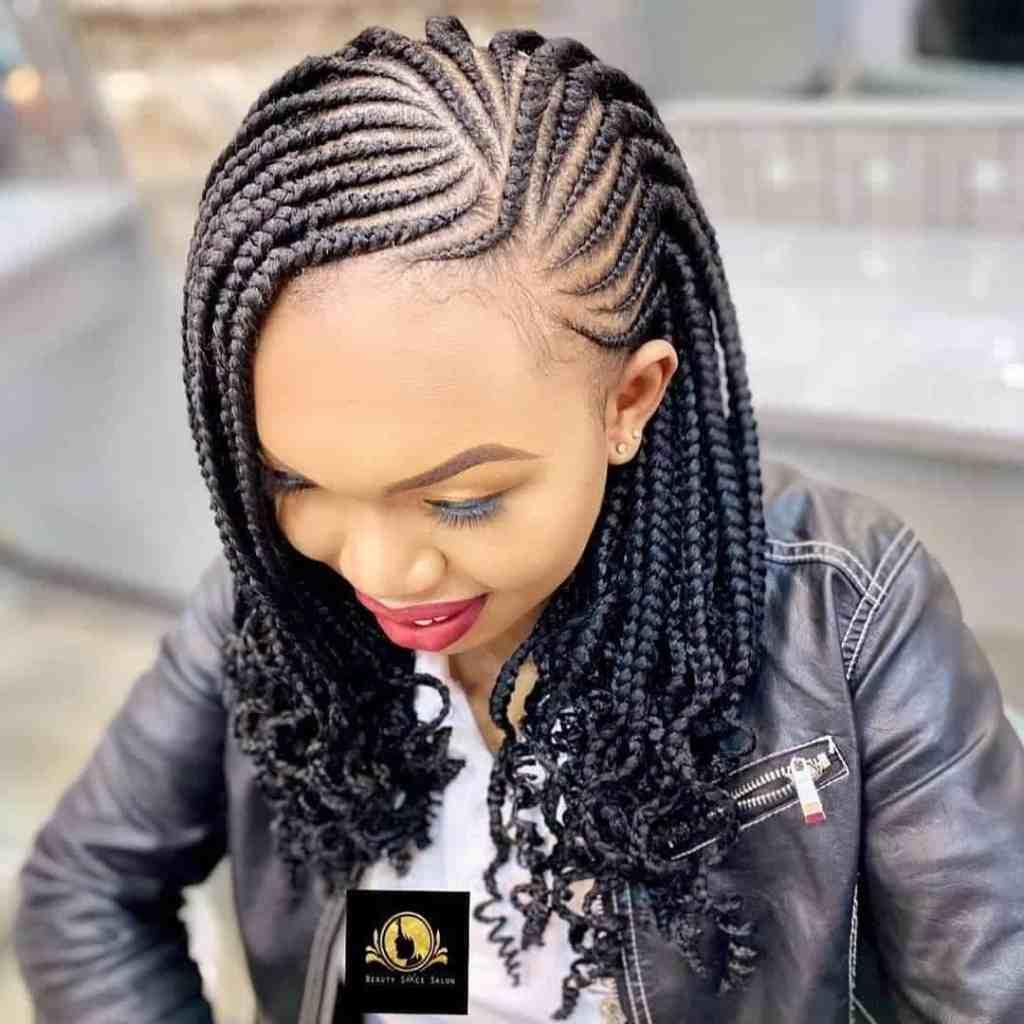 20+ Ideas For Flattering Fulani Braids To Install This Season