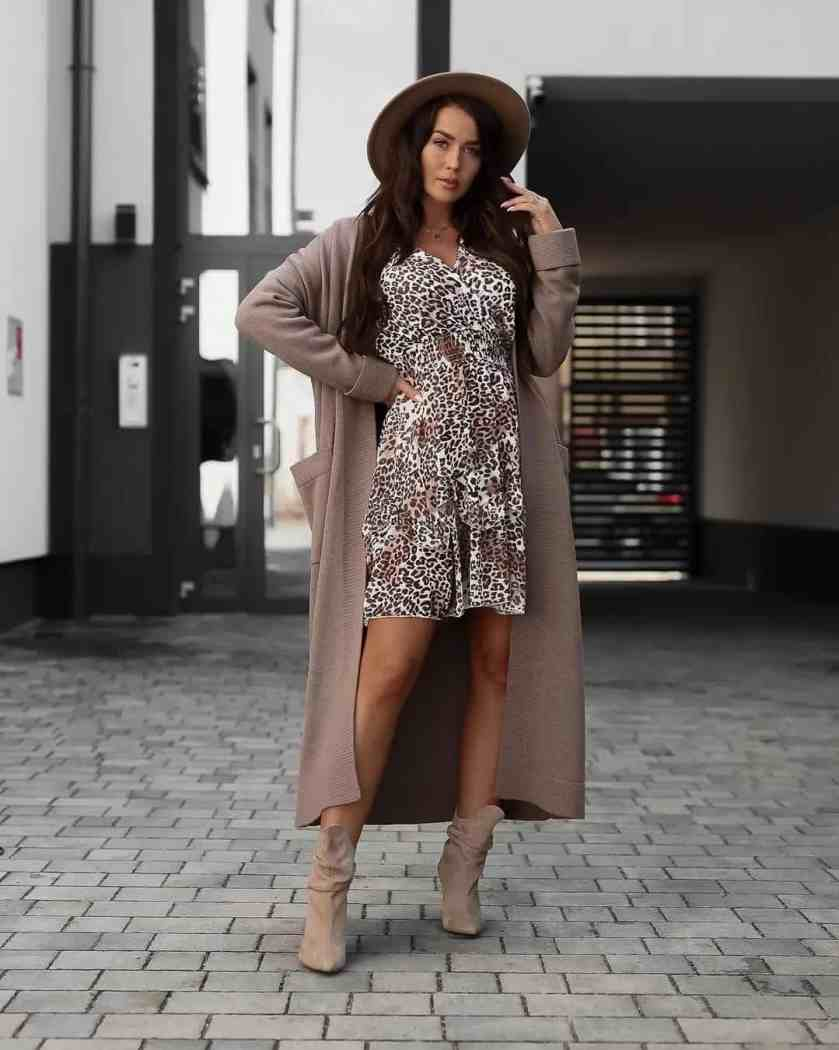 Chic Brown Ankle Boots Outfits - Tips To Wear Brown Booties All Year Long