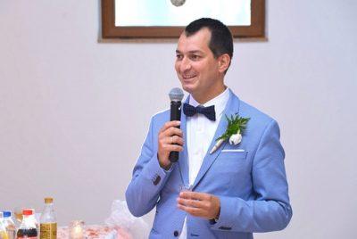 Esküvő menete: pohárköszöntő