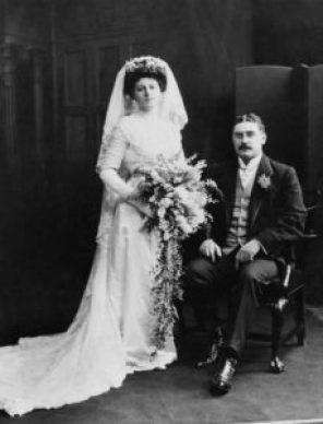 Einstein-wedding