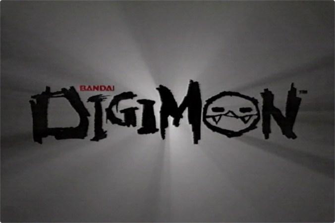 Bandai Toys Digimon logo.