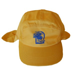 Cap - Gold (Kindy Only)