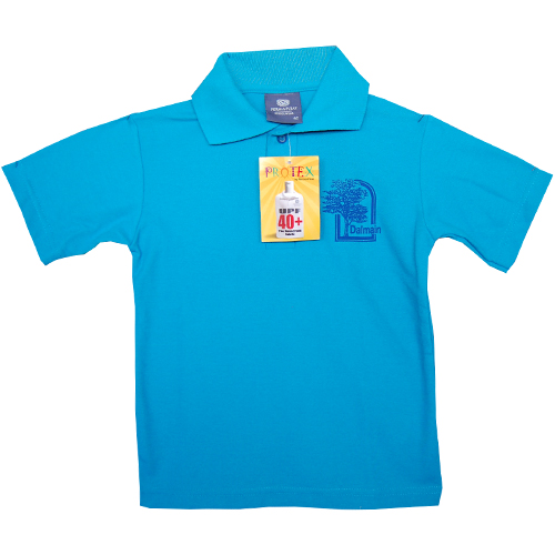 Polo ShirtBlue – Eagles Faction