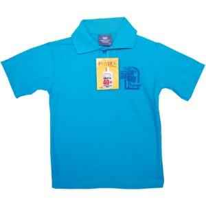 Polo Shirt Blue