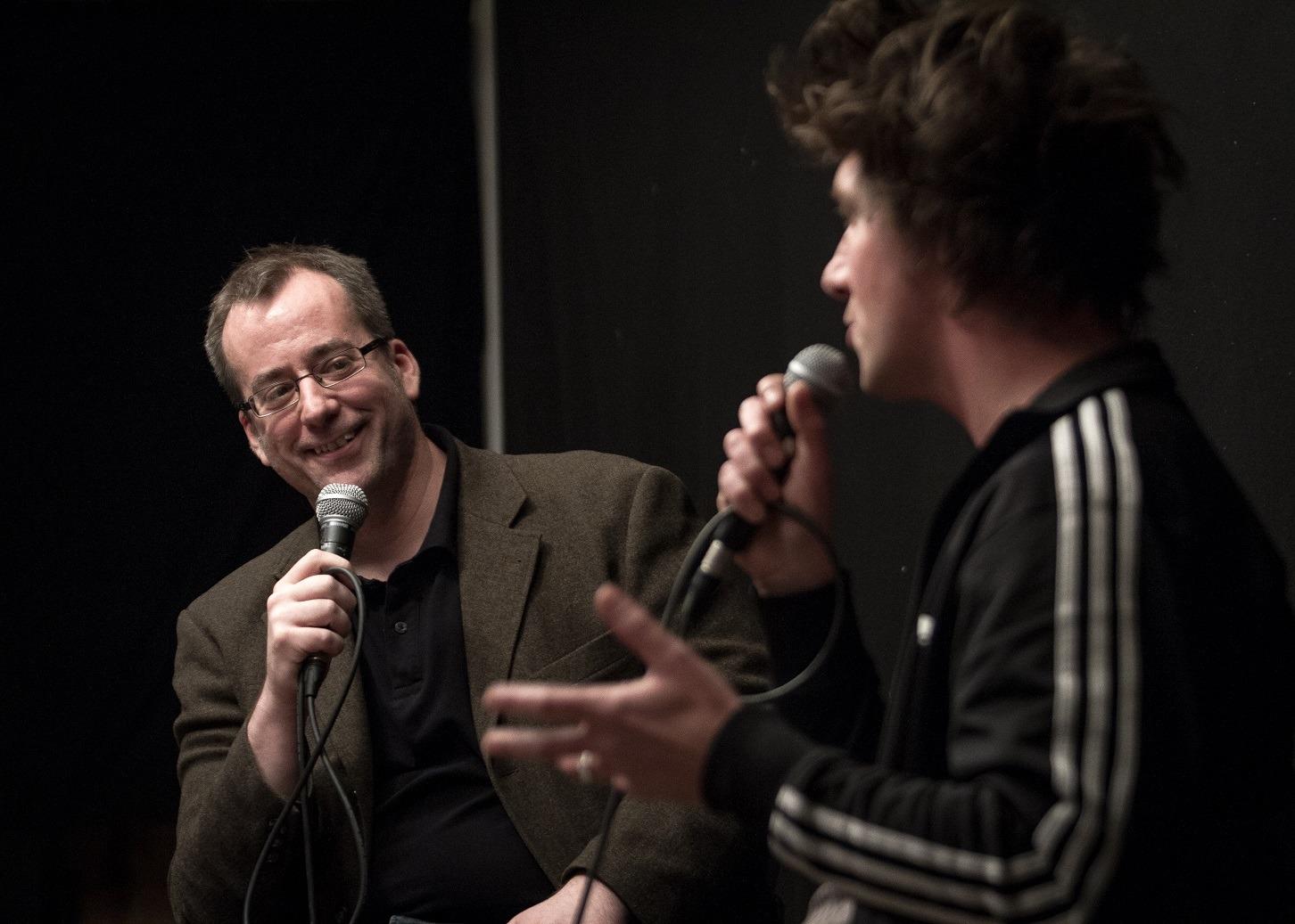 """""""Az a fontos, hogy hihető és hiteles emberi történeteket készítsünk, és mint buborékokat engedjük el őket""""."""