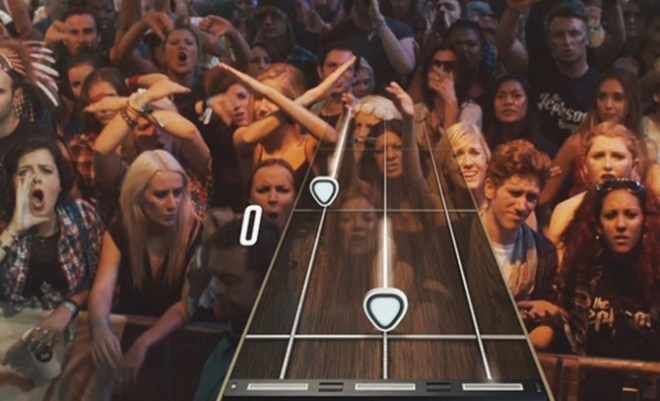 Így reagál a közönség, ha rosszul gitározunk