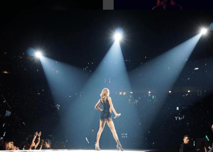 Taylor Swift koncert