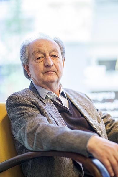 Sáry László (Fotó: Nagyillés Szilárd)