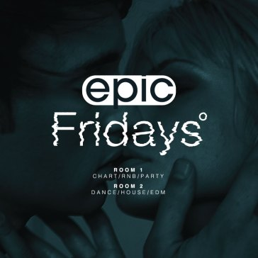 Epic Fridays Dalton Rooms