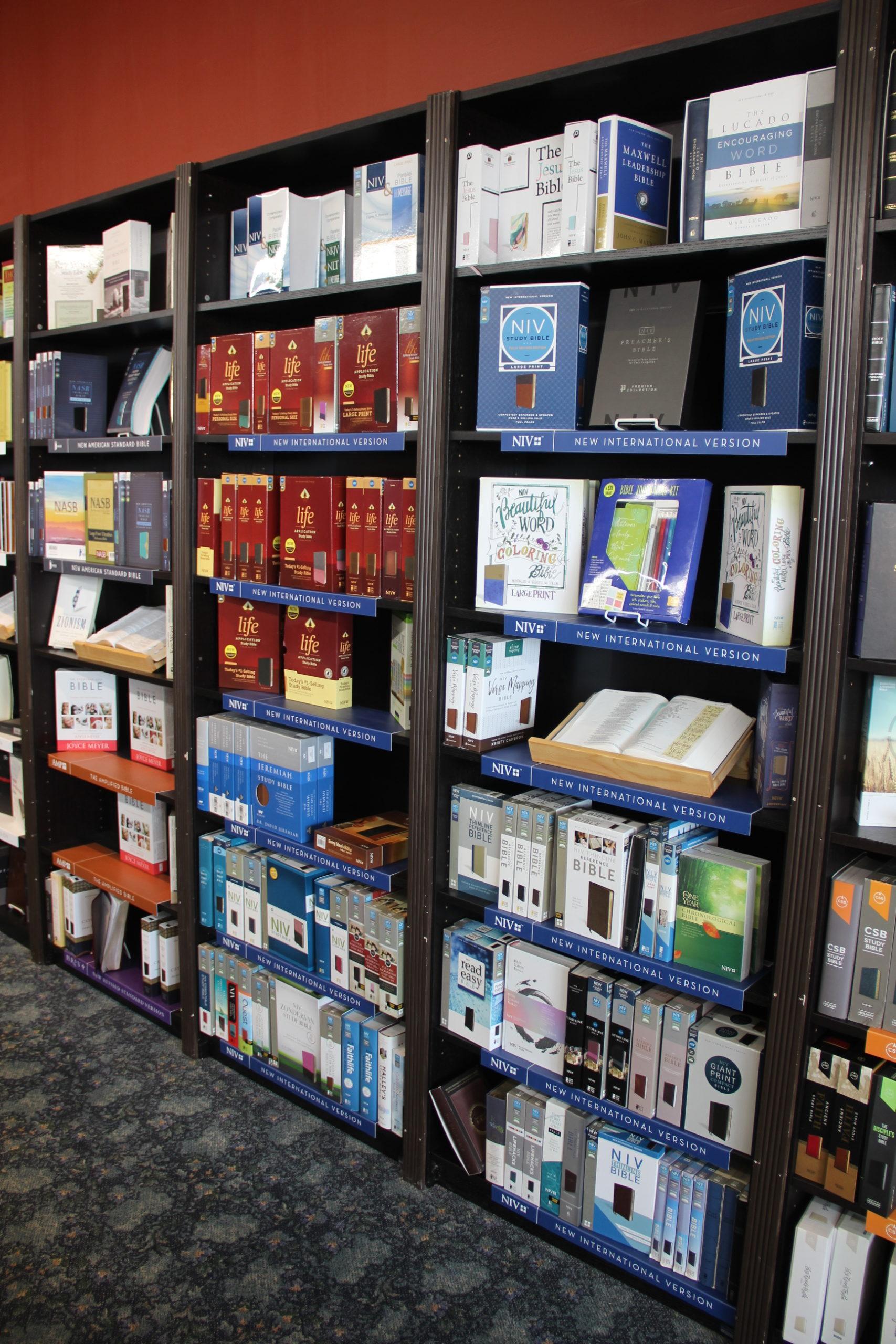Bible Dalton's Christian Bookstore
