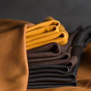 Hand-Picked Leather for Driving Gloves