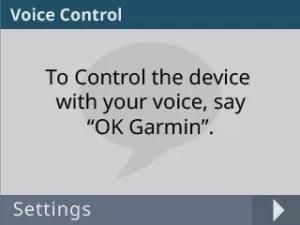 Garmin Dash Cam 55 with Voice Control