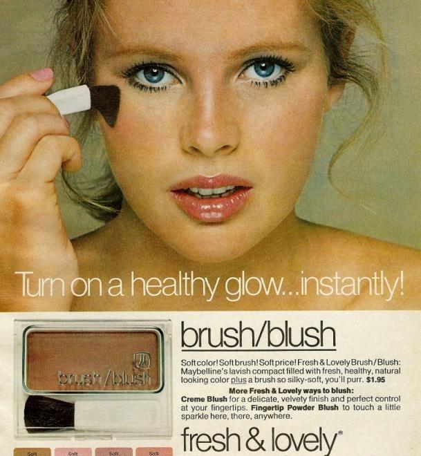 dalybeauty bobbi brown brightening powder chanel blanc review