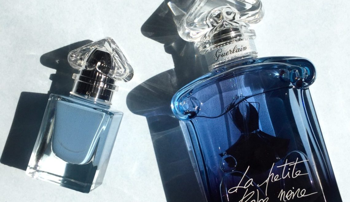 Guerlain La Petite Robe Noire Eau de Parfum Intense & A Denim Jacket To Go With: Review