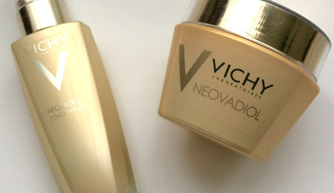 Menopause, Hormones & Our Changing Skin: Vichy NeoVadiol Compensating Complex