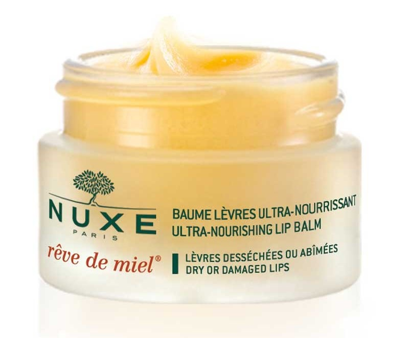 The Best Balm For Soft Lips & Sweet Kisses: Nuxe Rêve de Miel