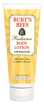 Burts Bees Radiance Body Lotion