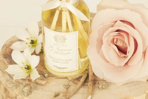 Antica Farmacista Damascena Rose, Orris & Oud