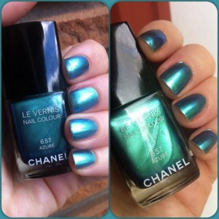 Chanel Azure