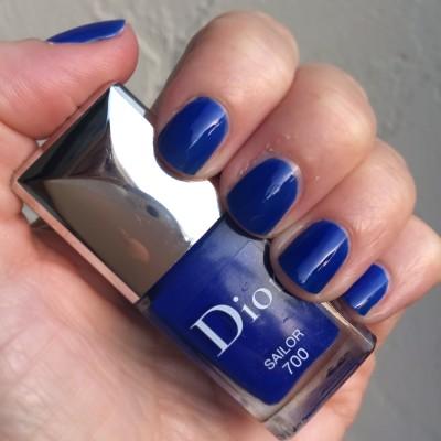 Dior Sailor in direct natural light