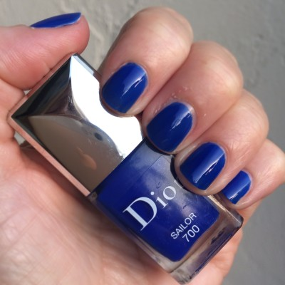 Dior Sailor in direct natural light
