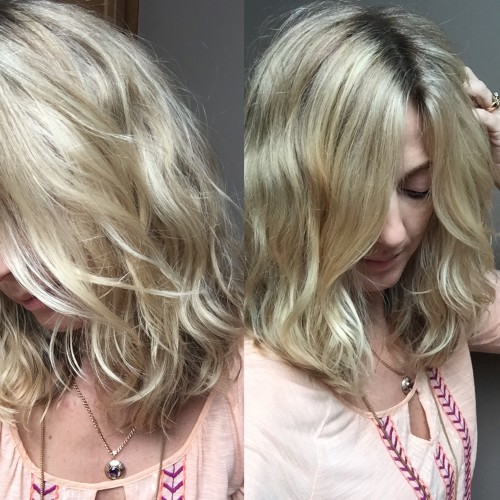 jane daly dalybeauty beachy hair