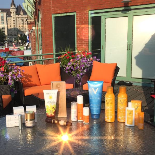 CTV Ottawa Morning Sunscreen Jane Daly