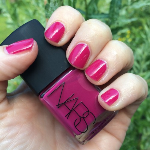 Nars Fearless, a new shade