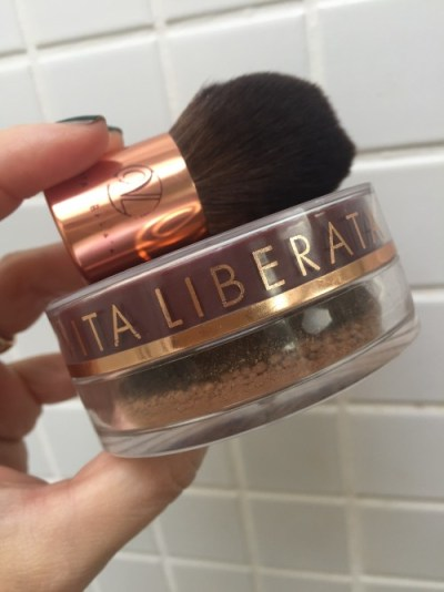 Vita Liberata Self Tanning Bronzing Powder dalybeauty review