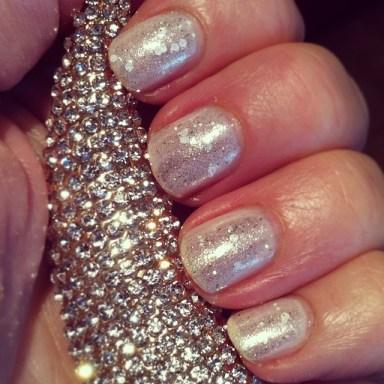 Lippmann When LIghtning STrikes glitter