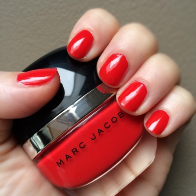 Marc Jacobs Enamoured Hi-Shine Nail Lacquer in Lola