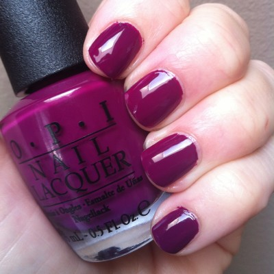 OPI Mariah Carey Anti-Bleak swatch