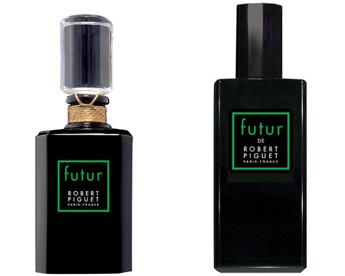 Smell Like The Future: Robert Piguet Futur Perfume