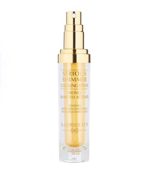 Hampton Sun Bronze Shimmer Cooling Spray
