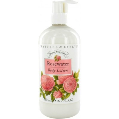 crabtree evelyn rosewater lotion original