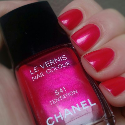 Driven To Distraction by Thrills and Tentation – Oh, Chanel.