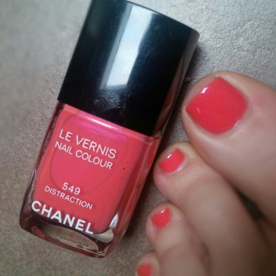 chanel le vernis 549 distraction