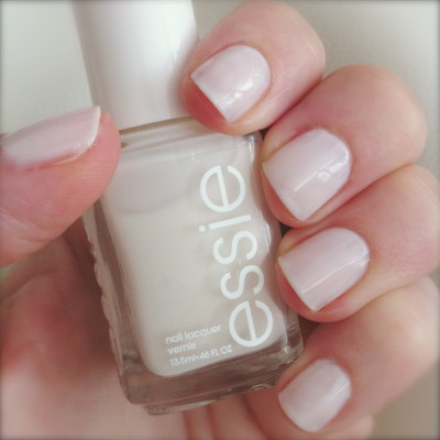 essie marshmallow swatch