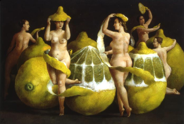 Lemon by Mary Greenwell Is Sweet, Delicious & Sexy