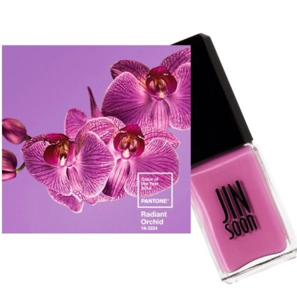 jin soon french lilac pantone radiant orchid