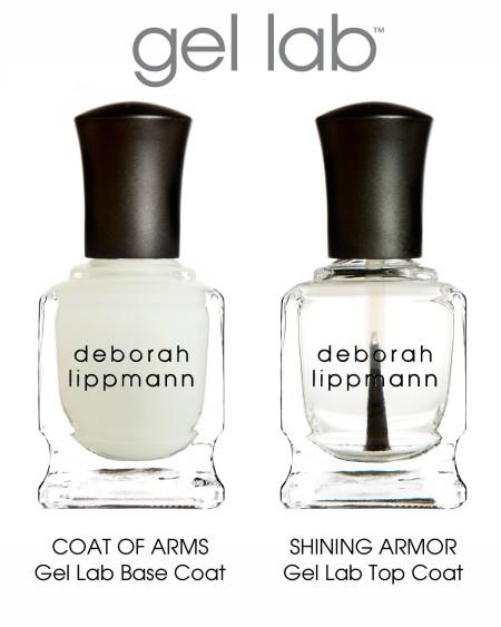 Deborah Lippmann Gel Lab – Coat of Arms & Shining Armour