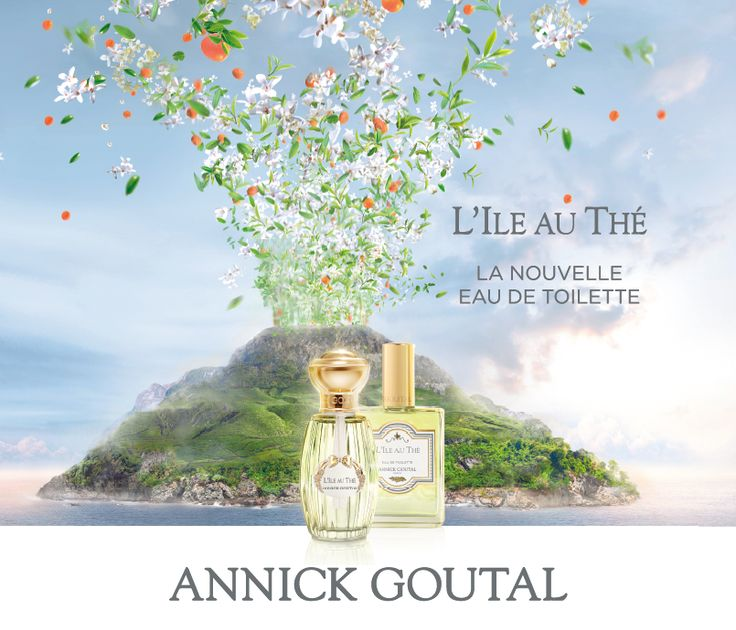Annick Goutal L'Ile au Thé, Take Me Away!