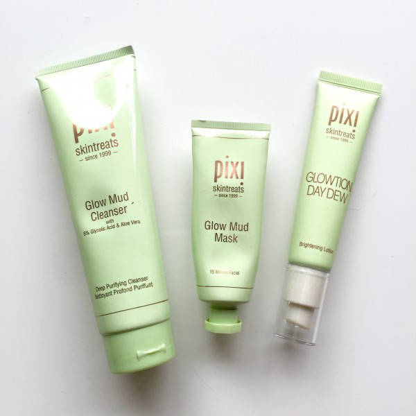 pixi beauty Skin Treats Glowtion Day Dew review dalybeauty