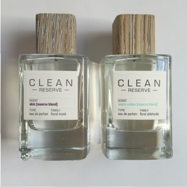"Niche Perfumery Is So Hot Right Now: CLEAN Reserve ""Warm Cotton"" & ""Skin"""