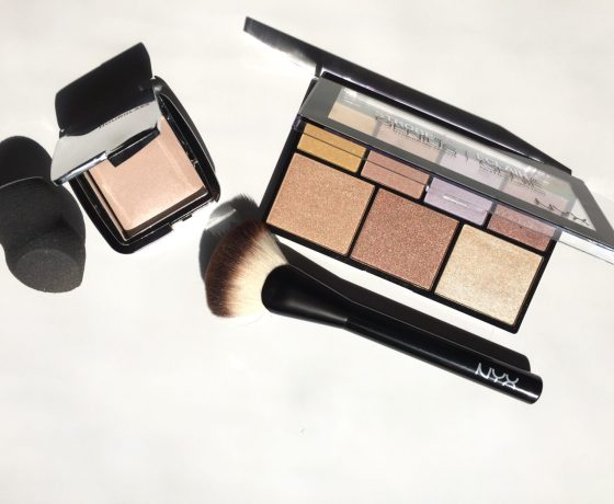 NYX Strobe of Genius and Hourglass Ambient Strobe Lighting review