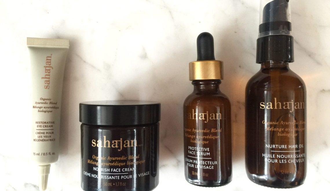 Sahajan Skincare Review ayurvedic skincare