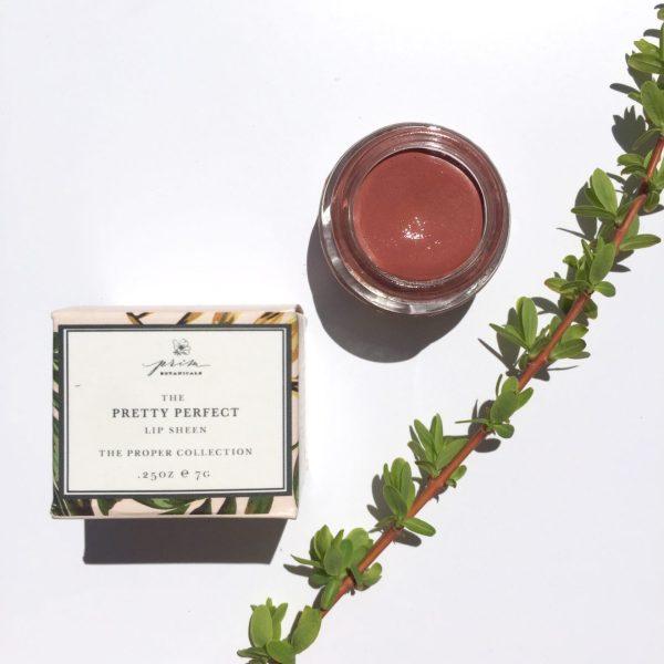 Prim Botanicals Pretty Perfect Lip Sheen